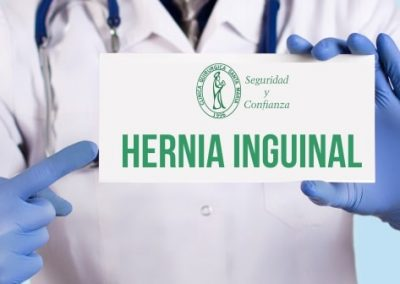 Hernia Inguinal ¿Qué debo saber?