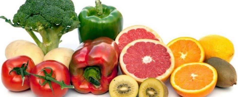 La vitamina C necesaria para el crecimiento y desarrollo normales