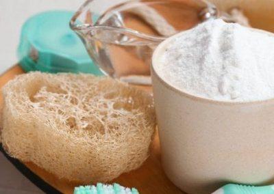 Usos que tal vez usted no conocia del bicarbonato de sodio: